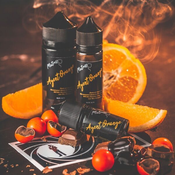 Agent Orange by The Mixtress 30ml