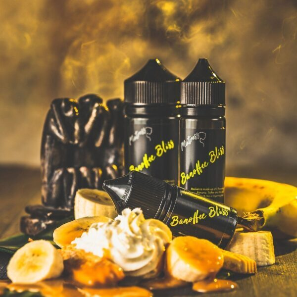 Banoffee Bliss by The Mixtress