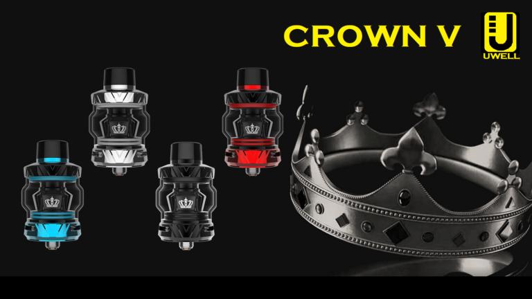 Crown 5 Sub Ohm Tank Uwell Vape Dungeon Coffs Harbour