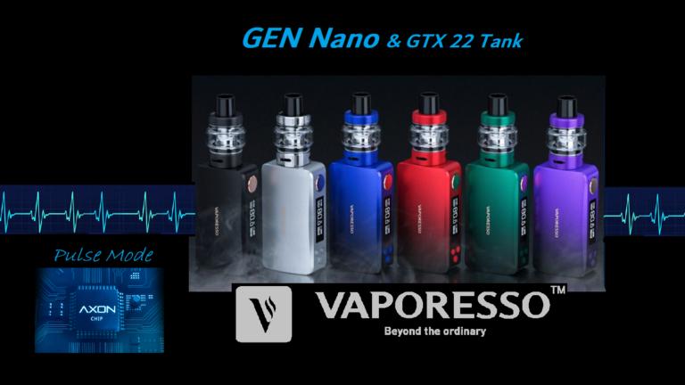 Gen nano kit Vape dungeon best in coffs