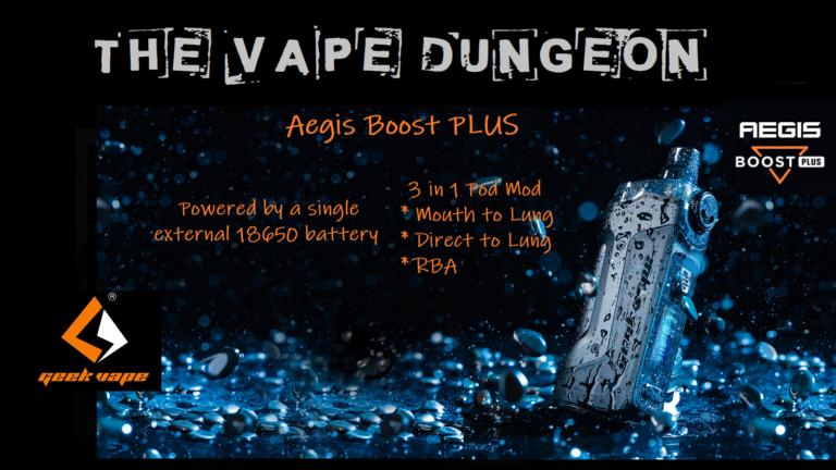 Geekvape-Aegis-Boost-Plus-The-Vape-Dngeon-Coffs-Harbour-Vape-Shop