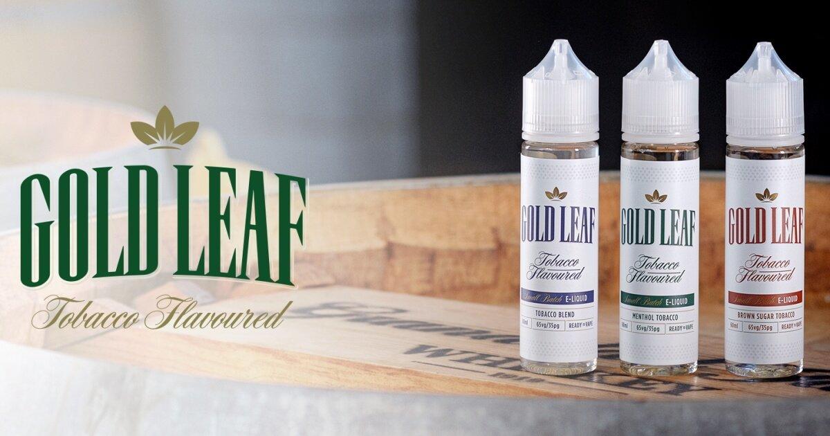 Gold Leaf e-juice