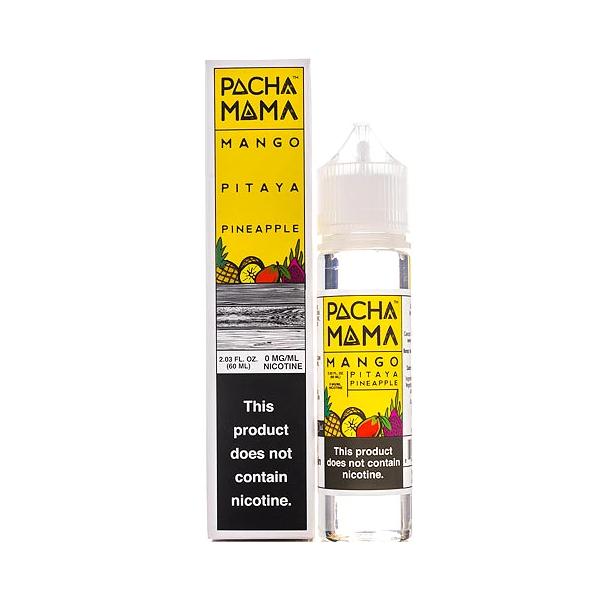 Mango Pitaya Pineapple by Pachamama / Charlie's Chalk Dust