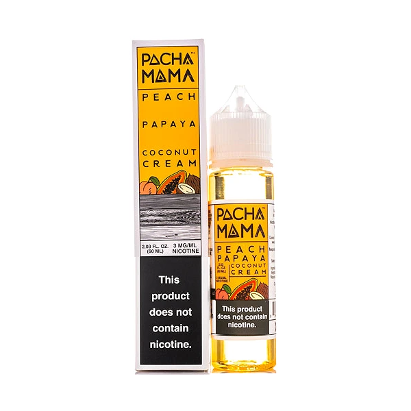 Peach Papaya Coconut Cream by Pachamama / Charlies Chalk Dust