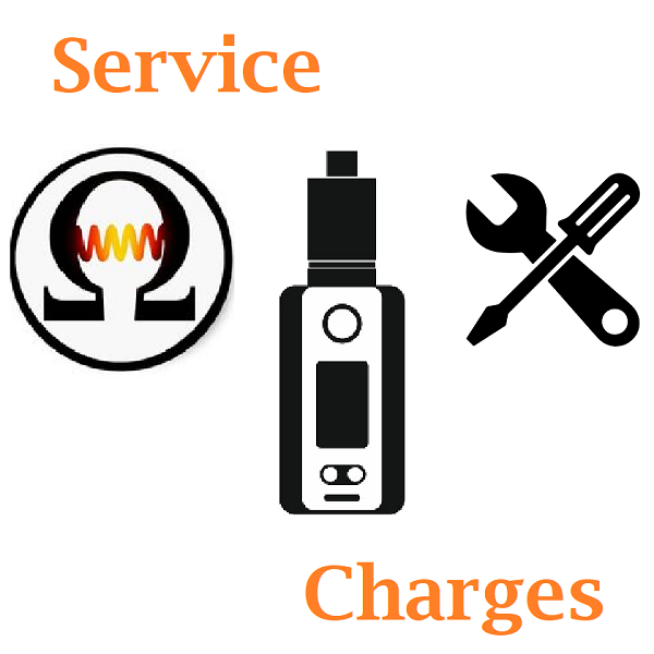 The Vape Dungeon Service Chargers