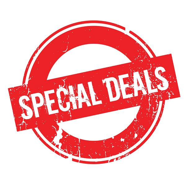 Special Deals Juice Box