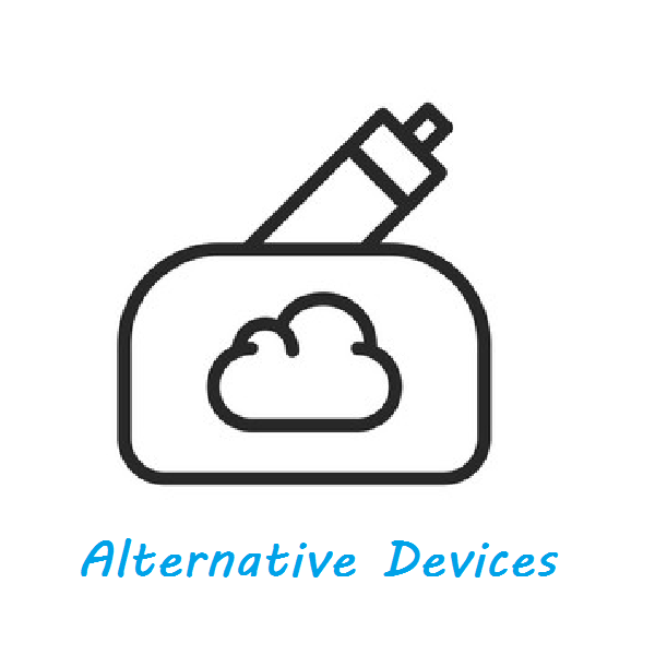 Alternative Vaping Devices