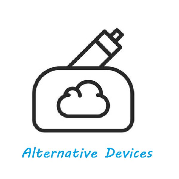 Alternative Vaping Devices