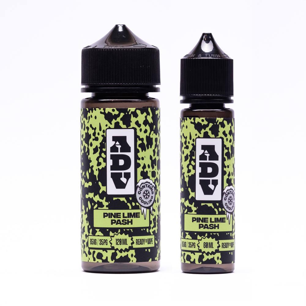 ADV Pine Lime Pash 60ml/120ml Bottles