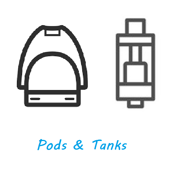 Pods and Tanks