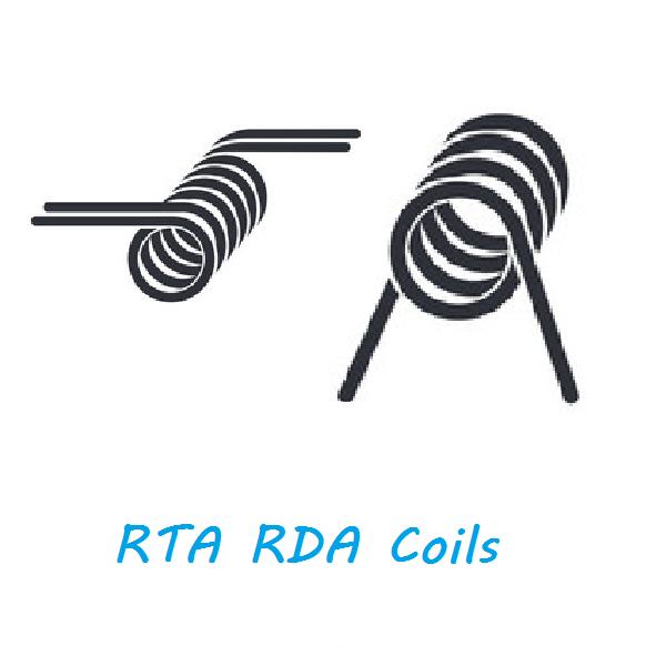RDA / RTA / RBA Pre-Made Coils