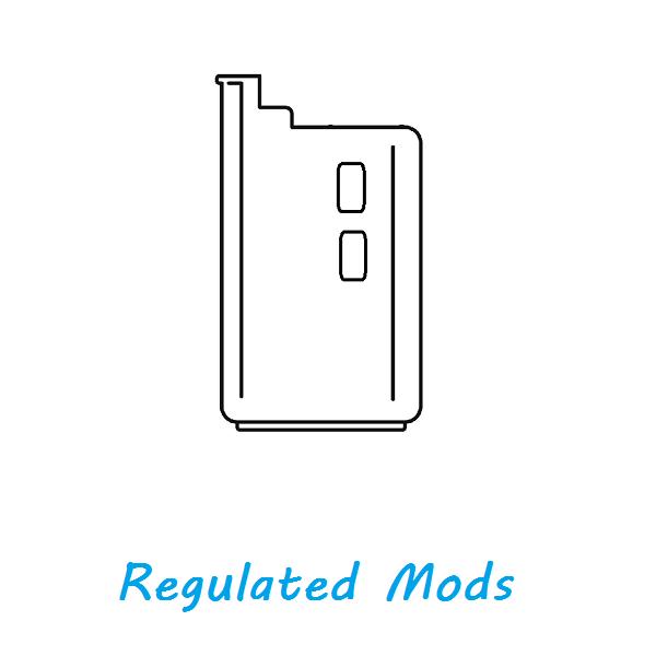 Regulated Mods