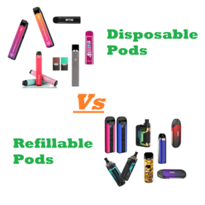 Disposables Pod Vapes Image