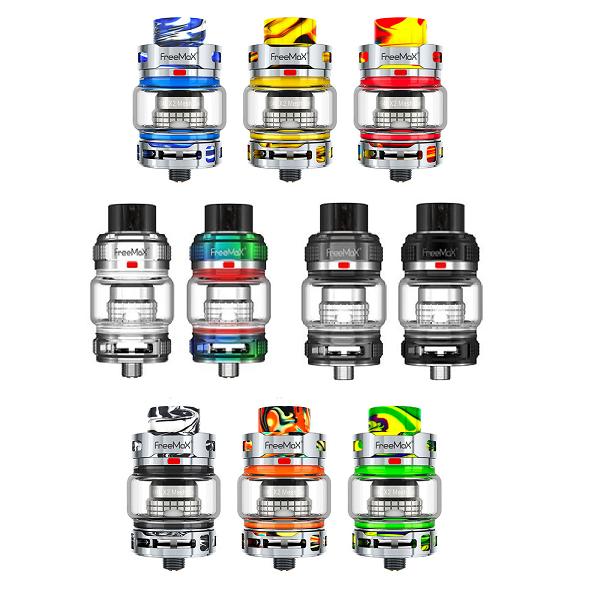Freemax Fireluke 3 Sub Ohm tank Colour Range