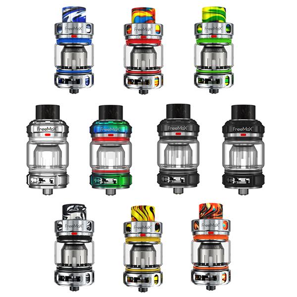 Freemax Mesh Pro 2 Sub Ohm Tank Colour Options