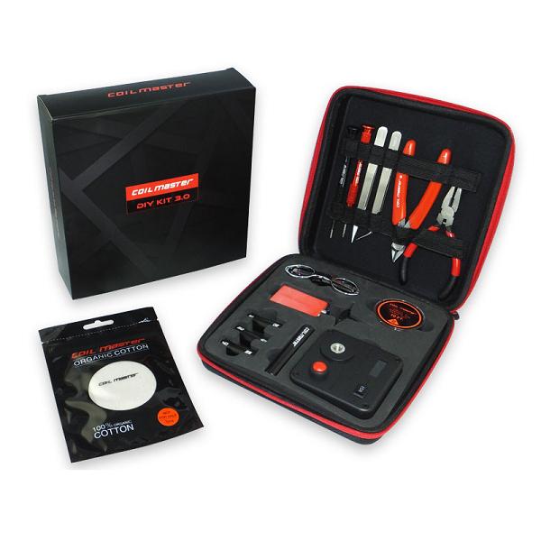 Coil Master V3 Tool Kit with 521 Mini Tab