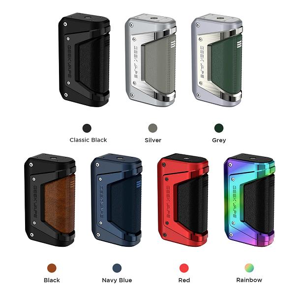 Geekvape Aegis L200 Legend 2 Box Mod Colours