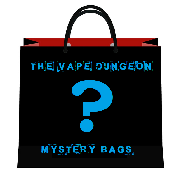 Mystery Bags from The Vape Dungeon