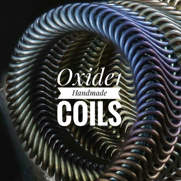 Oxide1 Homemade Coils Logo